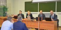 В ГУМРФ прошёл семинар по двухтактным двухтопливным двигателям