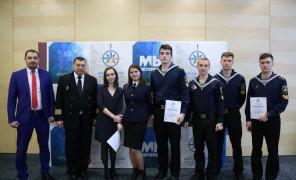 Победа команды ГУМРФ имени адмирала С.О. Макарова на конференции «Развитие судоходства в российской Арктике»