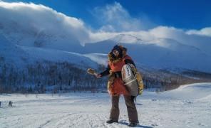 Курсант Общеинженерного факультета –участник соревнований по туризму «Эскимосские игры»