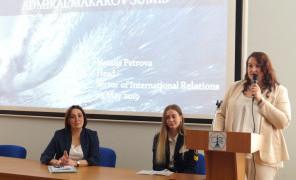 Студенческая конференция на английском языке «Развитие морской индустрии: проблемы и решения»