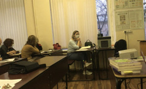 Научно-методический семинар на кафедре английского языка навигации и связи