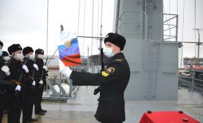 Курсанты Военного учебного центра приняли военную присягу