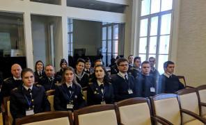 Макаровцы выступили с докладами на научной конференции