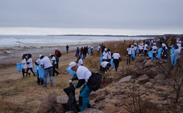 Акция «Чистый берег»
