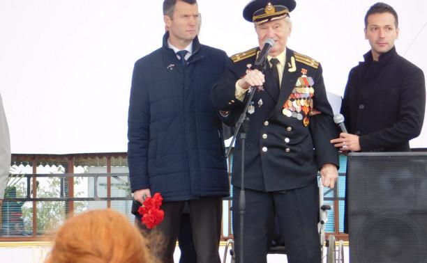 76-я  годовщина первой высадки морского десанта на южном побережье Финского залива в годы Великой Отечественной Войны