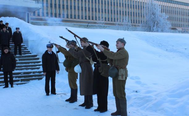 Дню защитника Отечества посвящается!