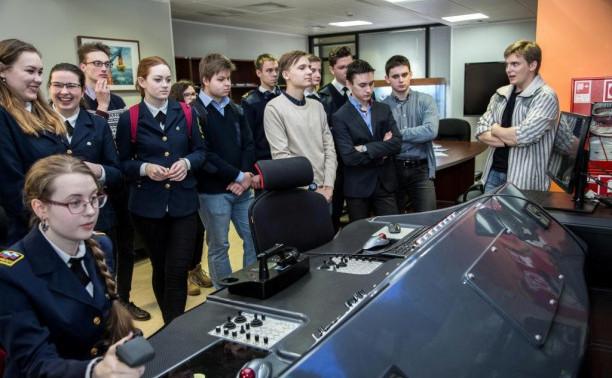 Курсанты ГУМРФ имени адмирала С.О. Макарова ознакомились с деятельностью компании «Фертоинг»