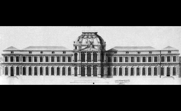 Курсанты ОИФ посетили Константиновский дворец