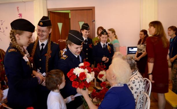 73-й годовщине Победы советского народа в Великой Отечественной войне 1941-1945 года посвящается