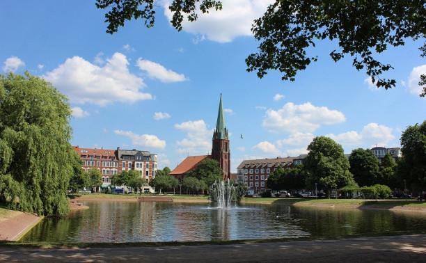 ПУС «Мир»: Бремерхафен. Вместе с летом приходит спорт