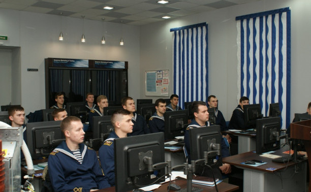 Ежегодный сбор курсантов группы целевой подготовки  компании «Совкомфлот»