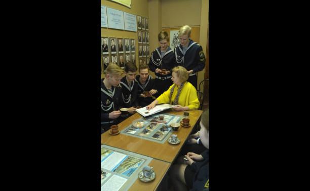 Очередная встреча в Лоцманской гостиной