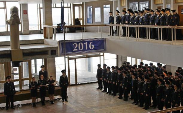 День моряка-подводника отметили на Общеинженерном факультете