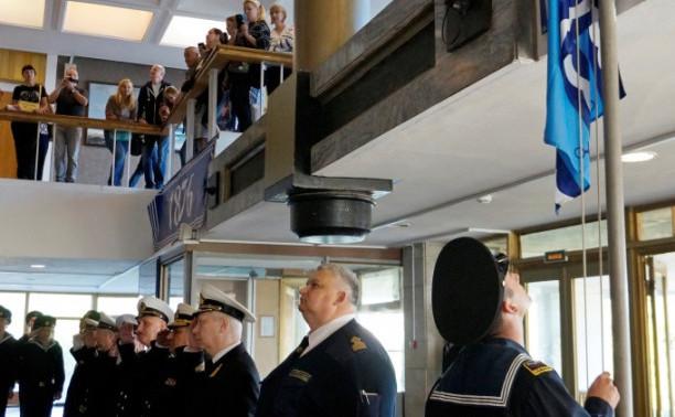 Праздник «День знаний» в морском центре общеинженерного образования Института «Морская академия»