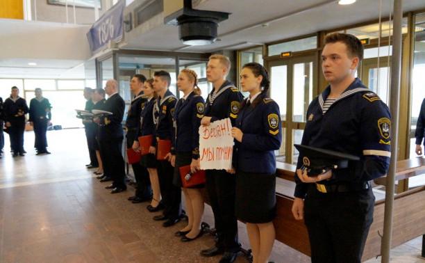 Памятное мероприятие в Учебном городке №4, посвященное Дню солидарности в борьбе с терроризмом