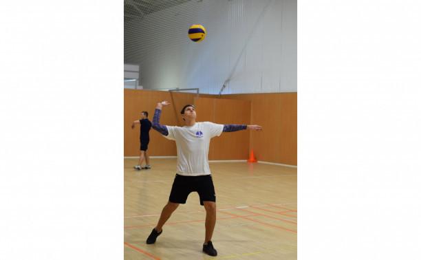Первенство  морского центра общеинженерного образования  Института «Морская академия» по волейболу