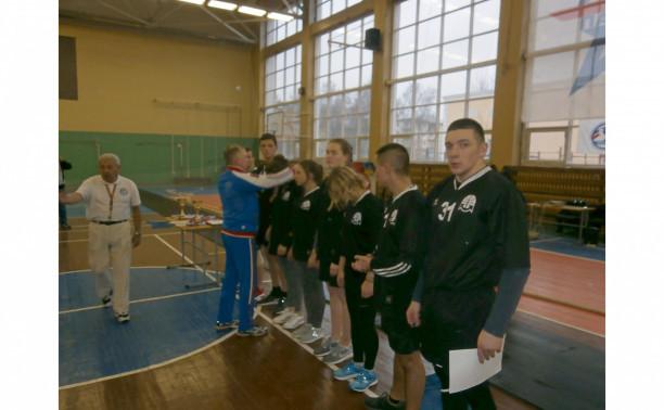 I Чемпионат ВУЗов по перетягиванию каната