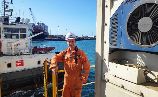 «В Кейптаунском порту», или как я проходил практику