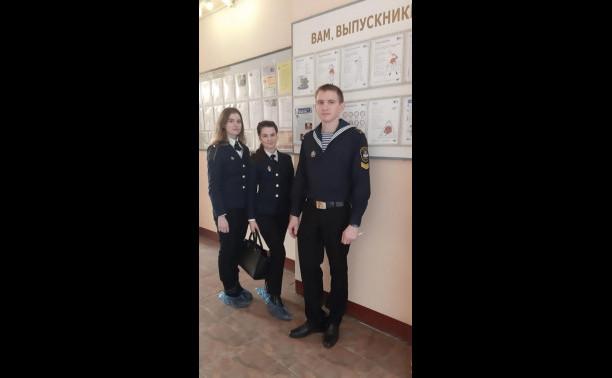 Организаторы Всероссийской олимпиады школьников благодарят «Макаровку»