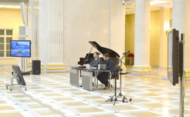 Макаровцы на «Дне Арктики» в Президентской библиотеке