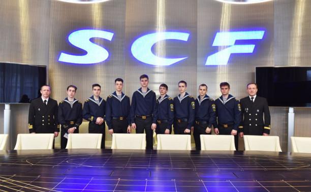 Торжественный сбор стипендиатов группы компаний «Совкомфлот»