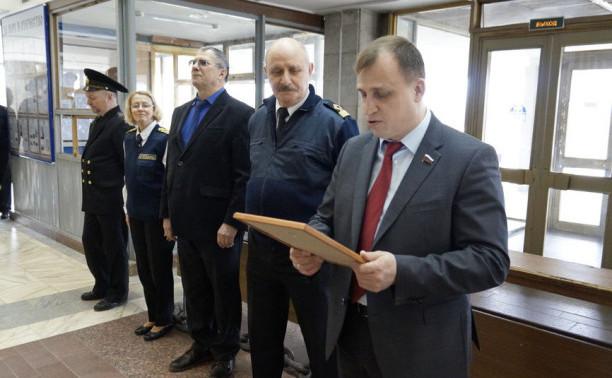 Депутат Государственной Думы Российской Федерации -в Стрельне!