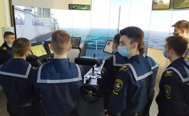 Первокурсники-стипендиаты компании «Совкомфлот» в гостях у Института ДПО ГУМРФ