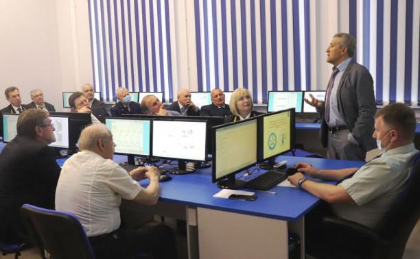 При поддержке РС в ГУМРФ имени адмирала С.О. Макарова открыт тренажерный комплекс по Кодексу МГТ