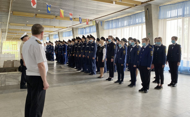 День России в морском центре общеинженерного образования  Института «Морская академия»