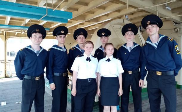 Музейный праздник на ледоколе «Красин»