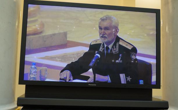 День военно-морских знаний в Президентской библиотеке имени Б.Н. Ельцина.
