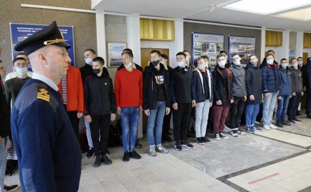 Памятное мероприятие в Учебном городке №4,посвященное 80-й годовщине начала блокады Ленинграда.
