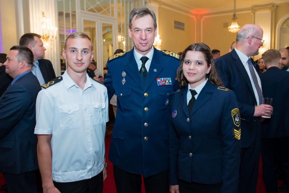 Макаровцы в День полярника: награды за победы