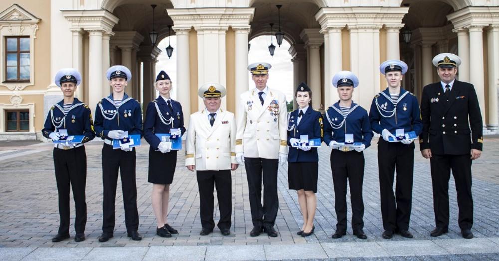 Морские традиции России – наше прошлое, настоящее и будущее!